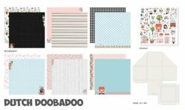 Dutch Doobadoo set 8 januari 2021 - Pakketpost!!