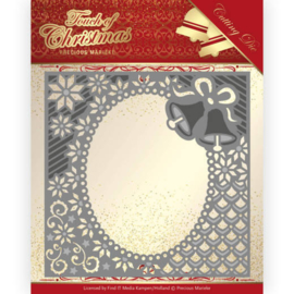 PM10182 Snij- en embosmal - Touch of Christmas - Marieke Design