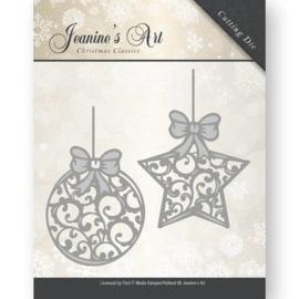 JAD10010 Snij- en embosmal - Christmas Classic - Jenine's Art