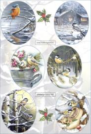 JDN159 Vintage vel A4 Natuur - Jellie Design