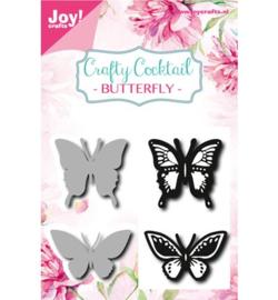 6004/0010 Stempel en mal - Joy Crafts