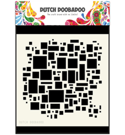 470.715.609 Mask Stencil 15x15cm - Dutch Doobadoo
