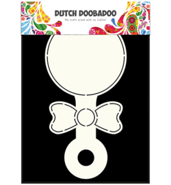 470.713.320 Dutch Card Art A5 - Dutch Doobadoo