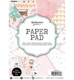 PPSL154 Paperpad A5 - Studio Light