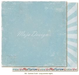 766 Scrappapier dubbelzijdig - Summer Crush - Maja Design