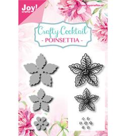6004/0006 Stempel en mal - Joy Crafts
