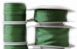 Seambinding lint 13mm - Groen - per meter