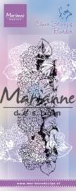 TC0871 Clearstempel - Marianne Design
