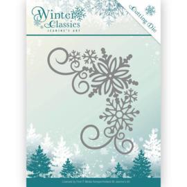 JAD10026 Snij- en embosmal - Winter Classic - Jenine's Art