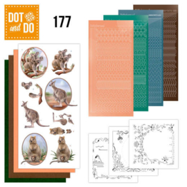 Dot en Do nr. 177 Wild Animals