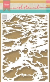 PS8032 Stencil  - Marianne Design