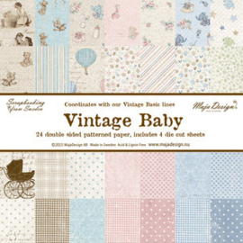 Paperpad - Vintage Baby - Maja Design