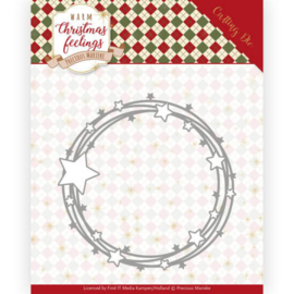 PM10161 Snij- en embosmal - Warm Christmas Feelings - Marieke Design