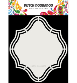 470.713.201 Dutch Shape Art A5 - Dutch Doobadoo