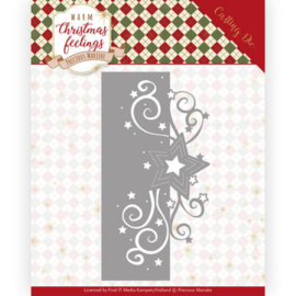 PM10160 Snij- en embosmal - Warm Christmas Feelings - Marieke Design