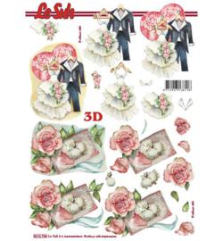 8215794 Knipvel A4 - Huwelijk - Le Suh