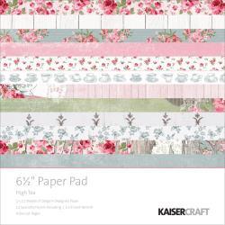 PP1017 Paperpad 16.5x16.5cm - High Tea - Kaisercraft