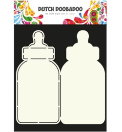 470.713.582 Card Art Stencil A4 - Dutch Doobadoo
