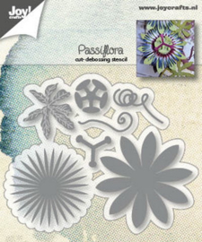 6002-1242 Snij- en embosmal - Joy Crafts
