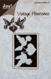 6003/0016 Snij- en embosmal - Joy Crafts