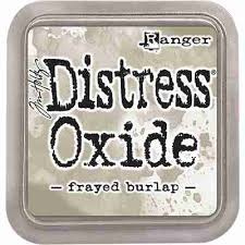 Distress Oxide - Frayed Burlap - Ranger