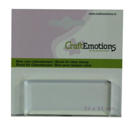 Stempels en toebehoren - Craft Emotions