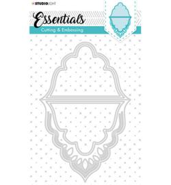 STENCILSL301  Snij- en embosmal - Essentials- Studio Light