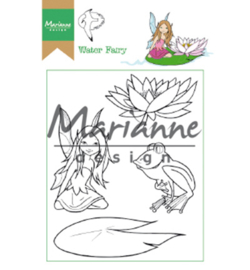 HT1646 Clearstempel  - Marianne Design