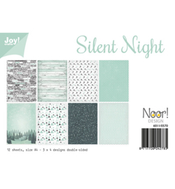 6011-0570 Papierset A4 - Joy Crafts