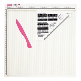 Scoring Board 30.5 x 30.5cm  - Vaessen Creative