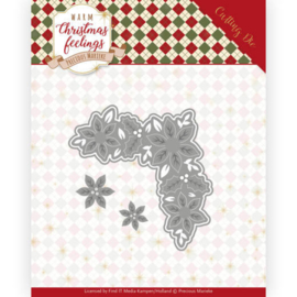 PM10165 Snij- en embosmal - Warm Christmas Feelings - Marieke Design