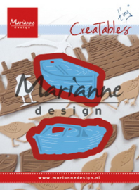 LR0594 Creatable - Marianne Design
