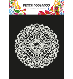470.715.809 Mask stencil A4 - Dutch Doobadoo