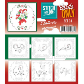 Stitch and Do Cards Only nr. 31
