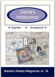 Gerda's Hobby Magazine nr. 14