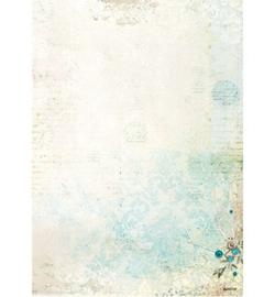 BASISSF239 Achtergrondpapier A4 dubbelzijdig - Summer Feelings - Studio Light