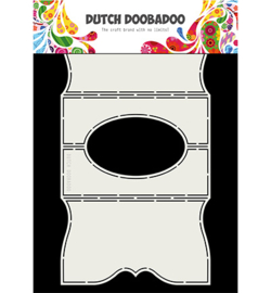 470.713.805 Dutch Card Art A4 - Dutch Doobadoo
