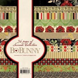 13417435 Paperpad 15x15cm Serenade  - Bo Bunny