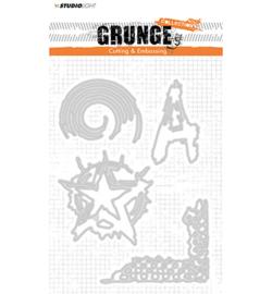 STENCILSL151 Grunge - Studio Light