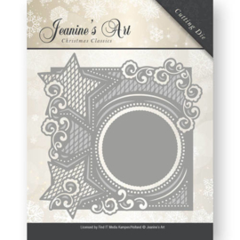 JAD10006 Snij- en embosmal - Christmas Classic - Jenine's Art