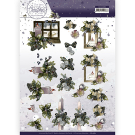 CD11682 3D vel A4 - The Best Christmas Ever - Marieke Design