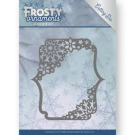 JAD10042 Snij- en embosmal - Frosty Ornaments - Jenine's Art