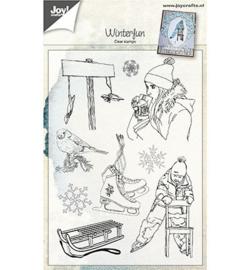 6410-0494 Clearstempel - Joy Crafts