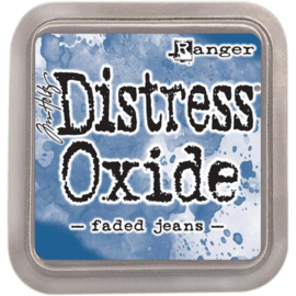 Faded Jeans - Distress Oxides