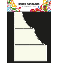 470.713.625 Card Art Stencil A4 - Dutch Doobadoo