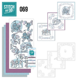 Stitch and Do nr. 69