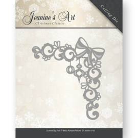 JAD10009 Snij- en embosmal - Christmas Classic - Jenine's Art
