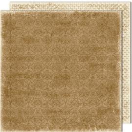 479 Scrappapier dubbelzijdig - Vintage Winter - Maja Design