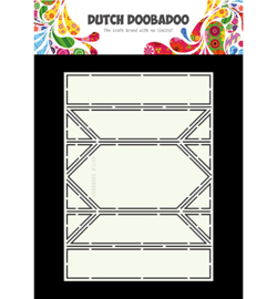 470.713.673 Card Art Stencil A5 - Dutch Doobadoo