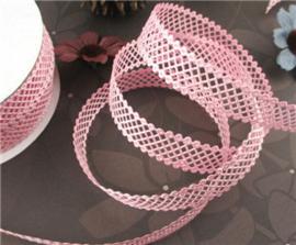 Netlint Ruit Licht Roze - 90 cm